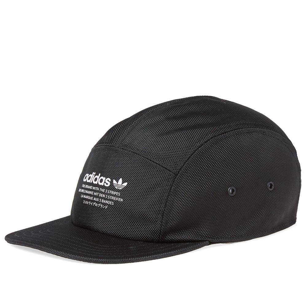 Adidas Originals Adidas Nmd Running Cap In Black