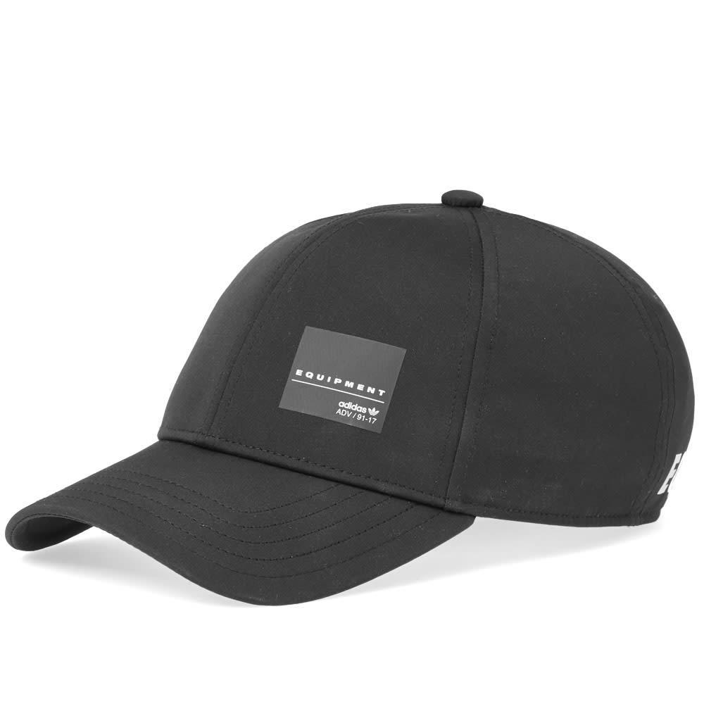 Adidas Originals Adidas Eqt Classic Cap In Black