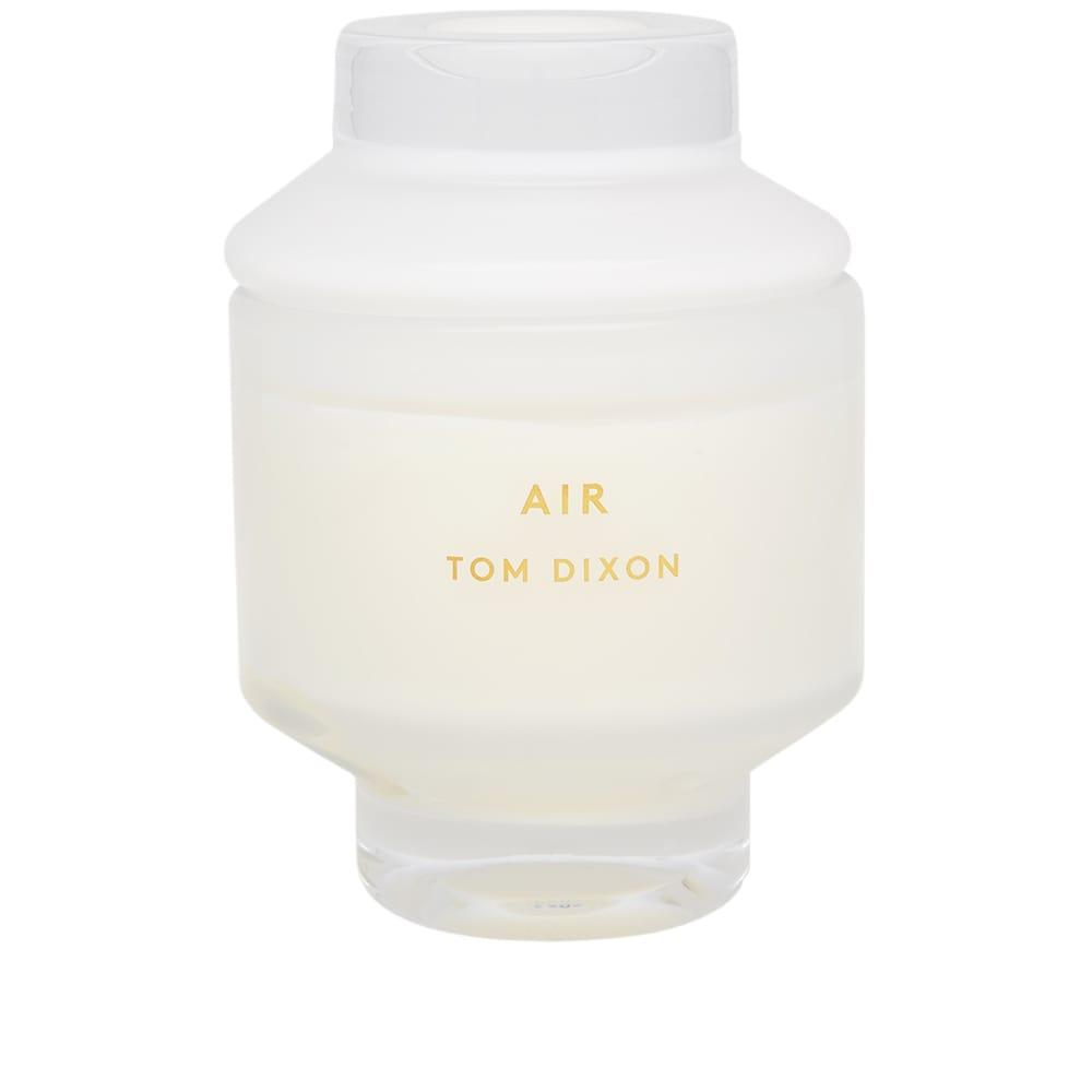 Tom Dixon Elements Air Candle In White