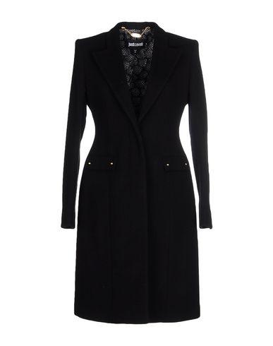 Just Cavalli Coat In Black