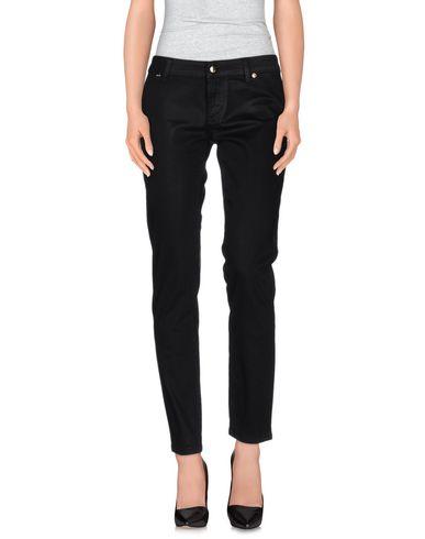 Just Cavalli Casual Trouser In Black
