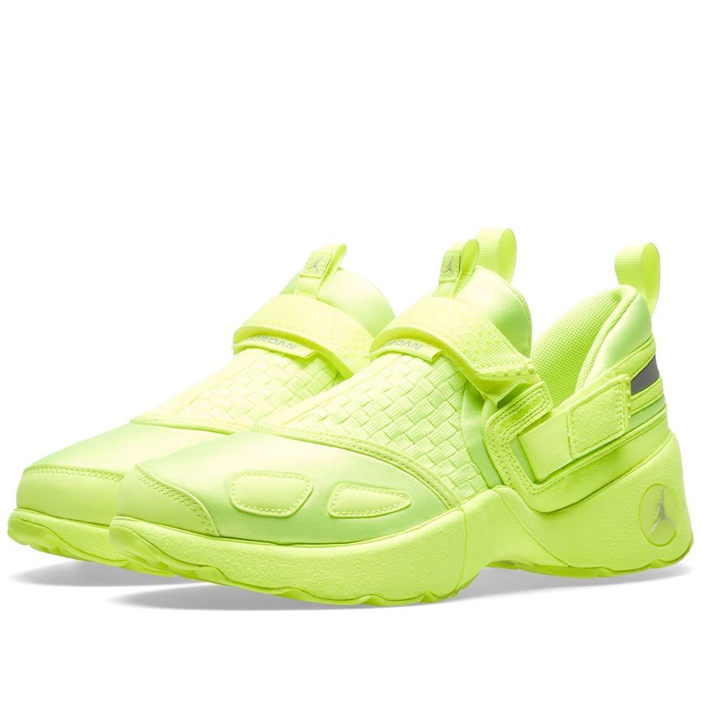 eb94799851c071 Nike Air Jordan Trunner Lx Energy Gg  Pinnacle Release  In Yellow ...