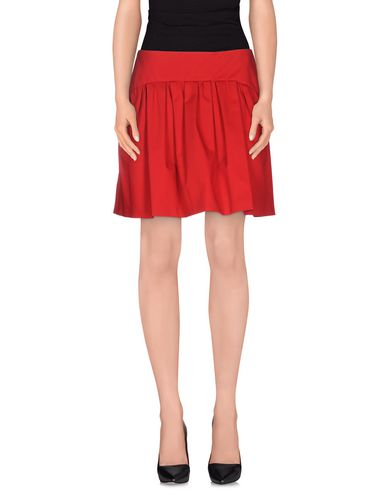 Red Valentino Mini Skirt In Red