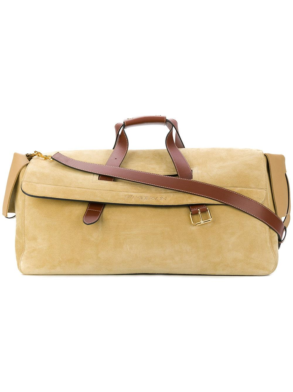 Jw Anderson Large Tool Bag In Neutrals