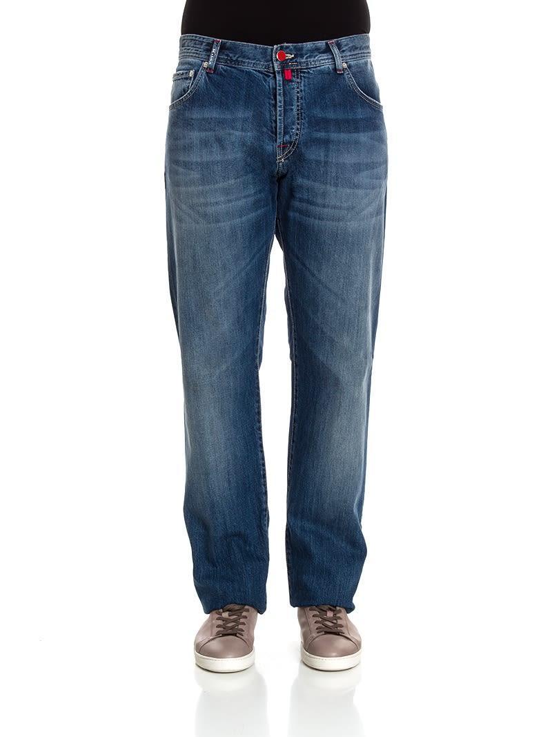 Kiton Jeans  In Denim