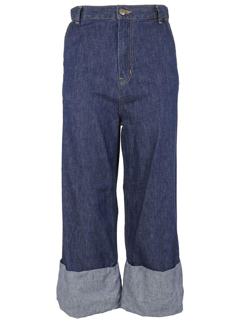 Zucca Wide Leg Jeans
