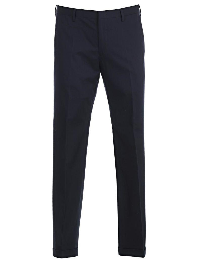Paul Smith Pantalone Chino In Blue