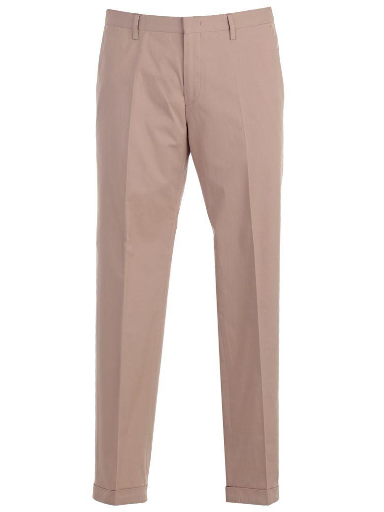 Paul Smith Trousers In Pink Antique