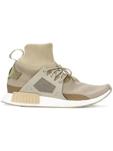 Adidas Originals Adidas  Nmd_xr1 Winter Sneakers - Brown