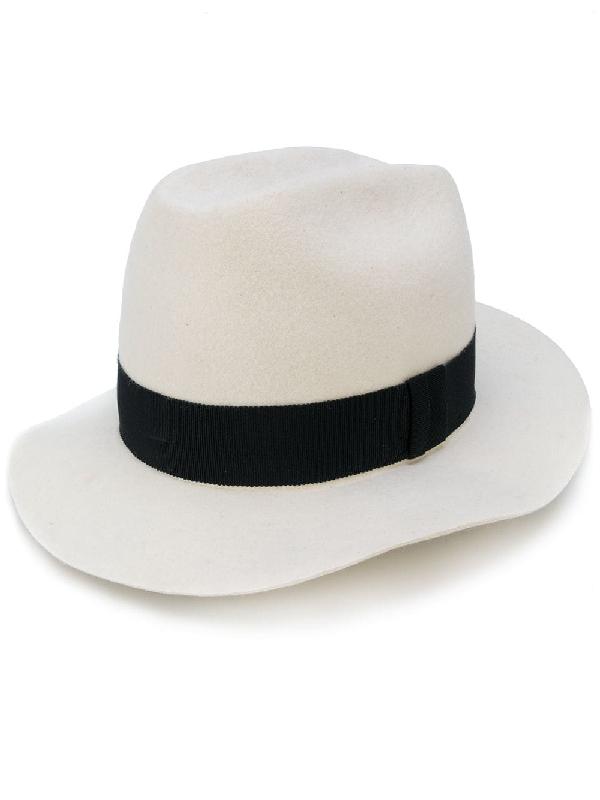 Henrik Vibskov Cowboy Hat - Neutrals In Nude & Neutrals