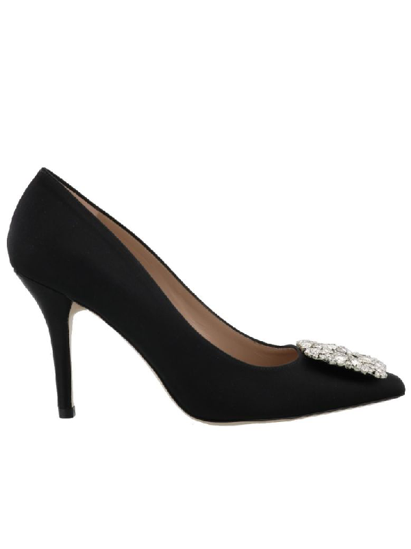 Stuart Weitzman Artrage Pump In Black