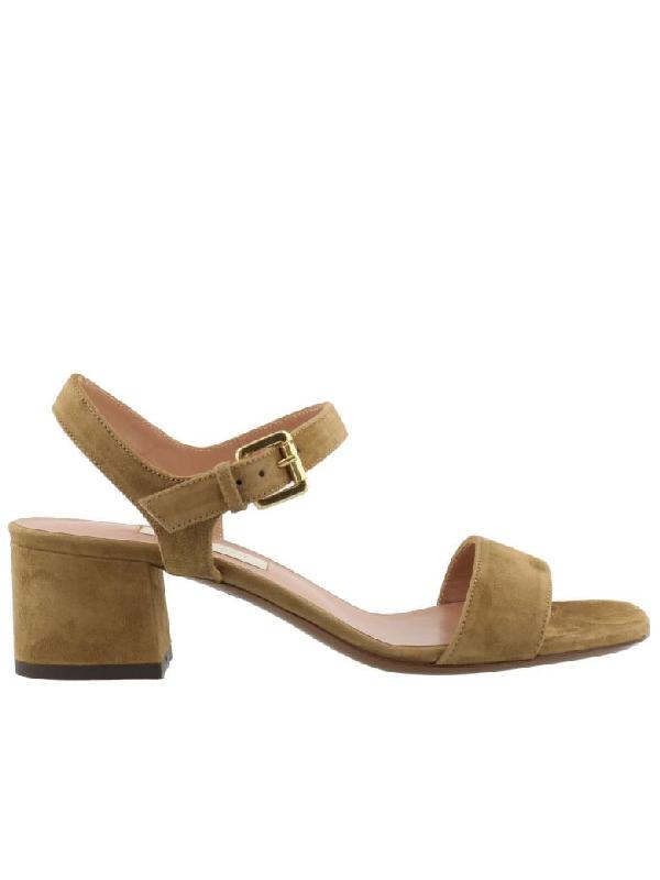 L'autre Chose Lautre Chose Sandal In Camel