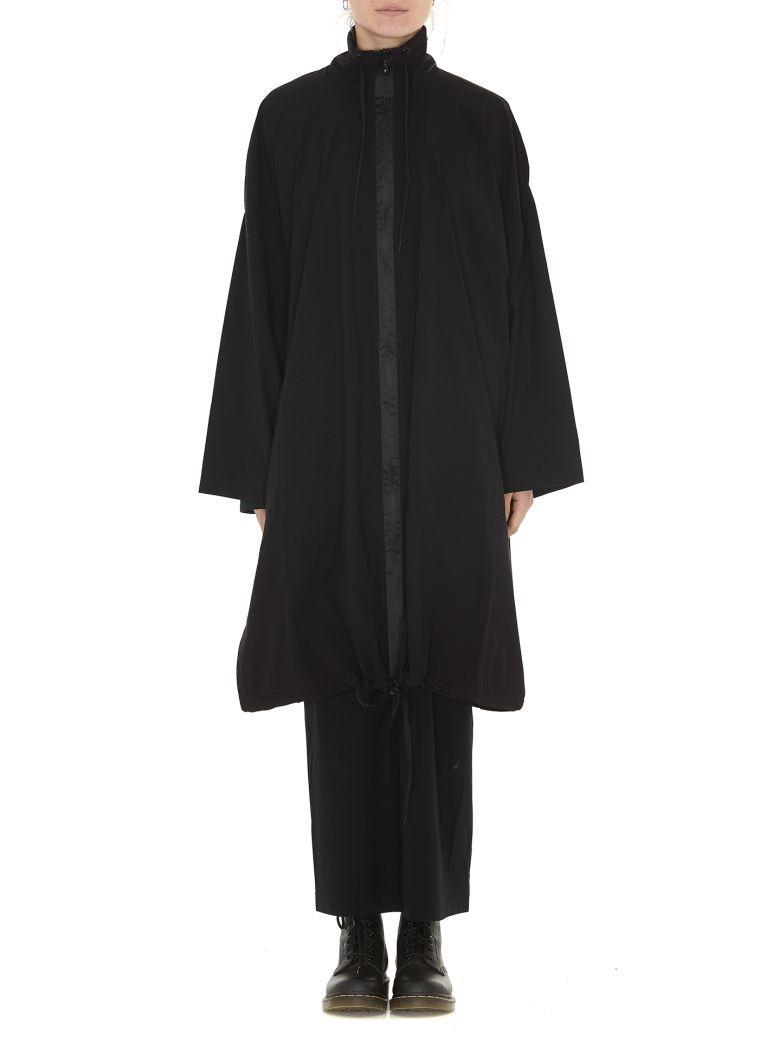 Y-3 Kimono Zipped Jacket In Black