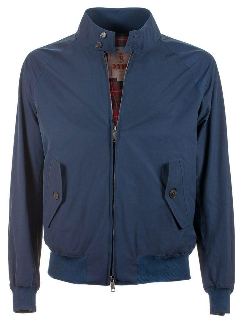 Baracuta G9 Original Harrington Jacket In Navy