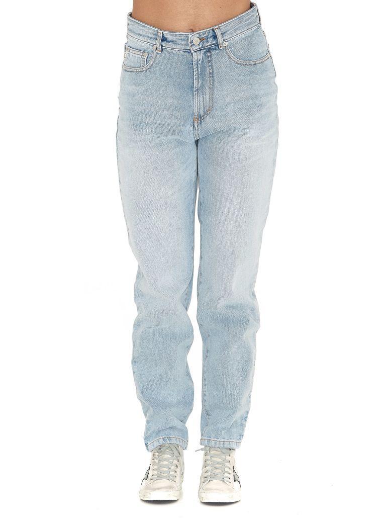 Fiorucci Tara Tapered Jeans In Light Vintage