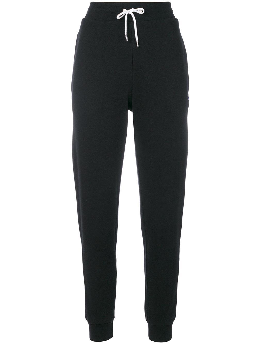 Maison KitsunÉ Jogger Sweatpants In Black