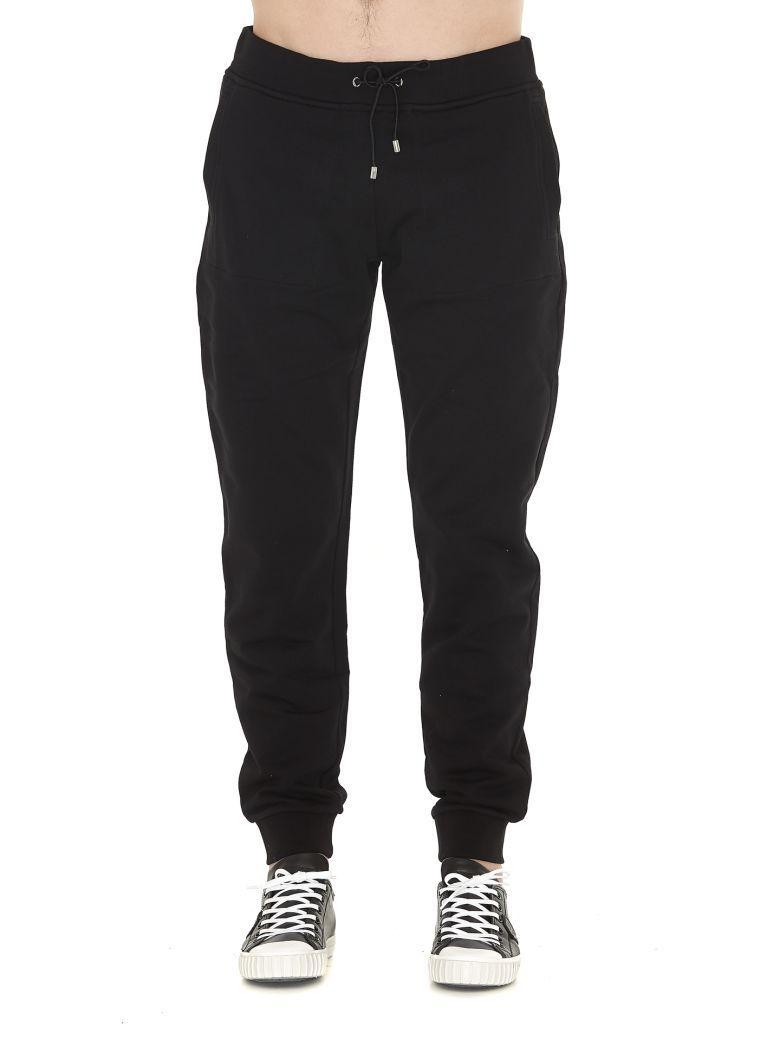 Versace Trainers In Black