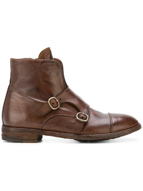 Officine Creative Rozier Boots - Brown