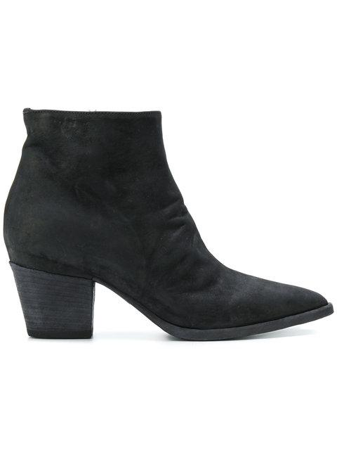 Officine Creative Audrey Boots In Black