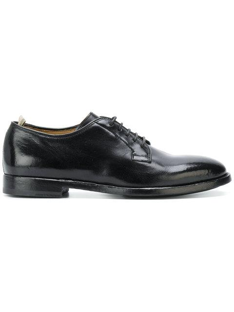 Officine Creative Sandie Lace-up Shoes - Black