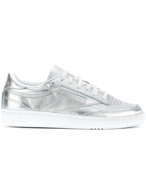 Reebok Classic Sneakers In Metallic