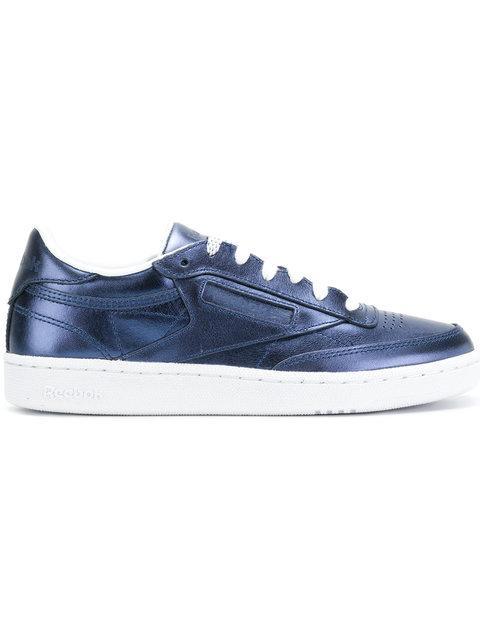 Reebok Classic Sneakers In Blue