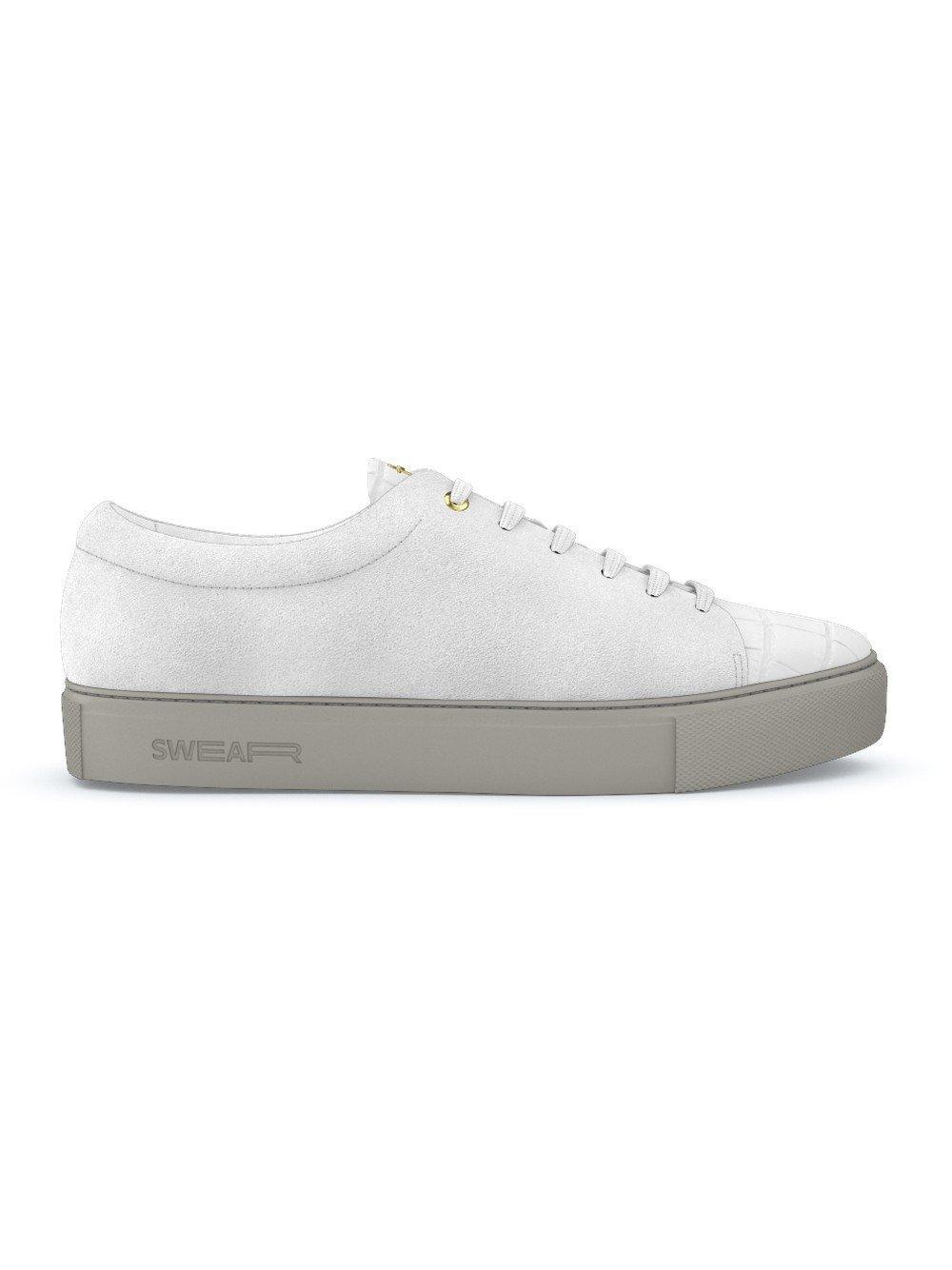 Swear Vyner Sneakers In White