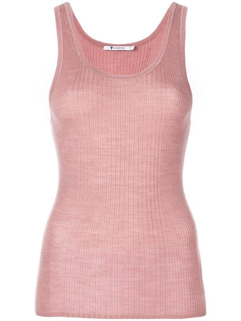 T By Alexander Wang Knitted Tank Top