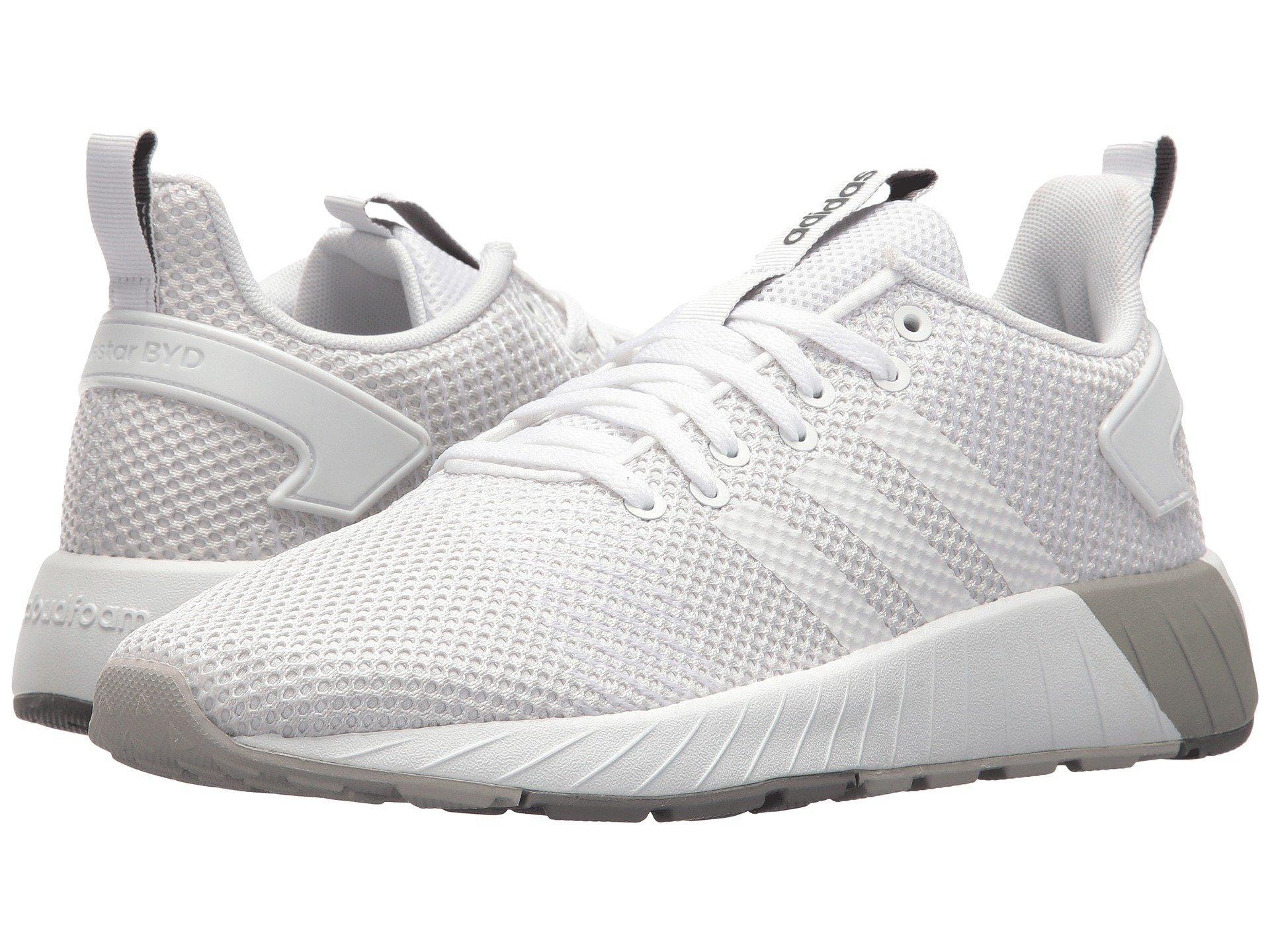Adidas Originals Questar Byd, White/white/grey Two
