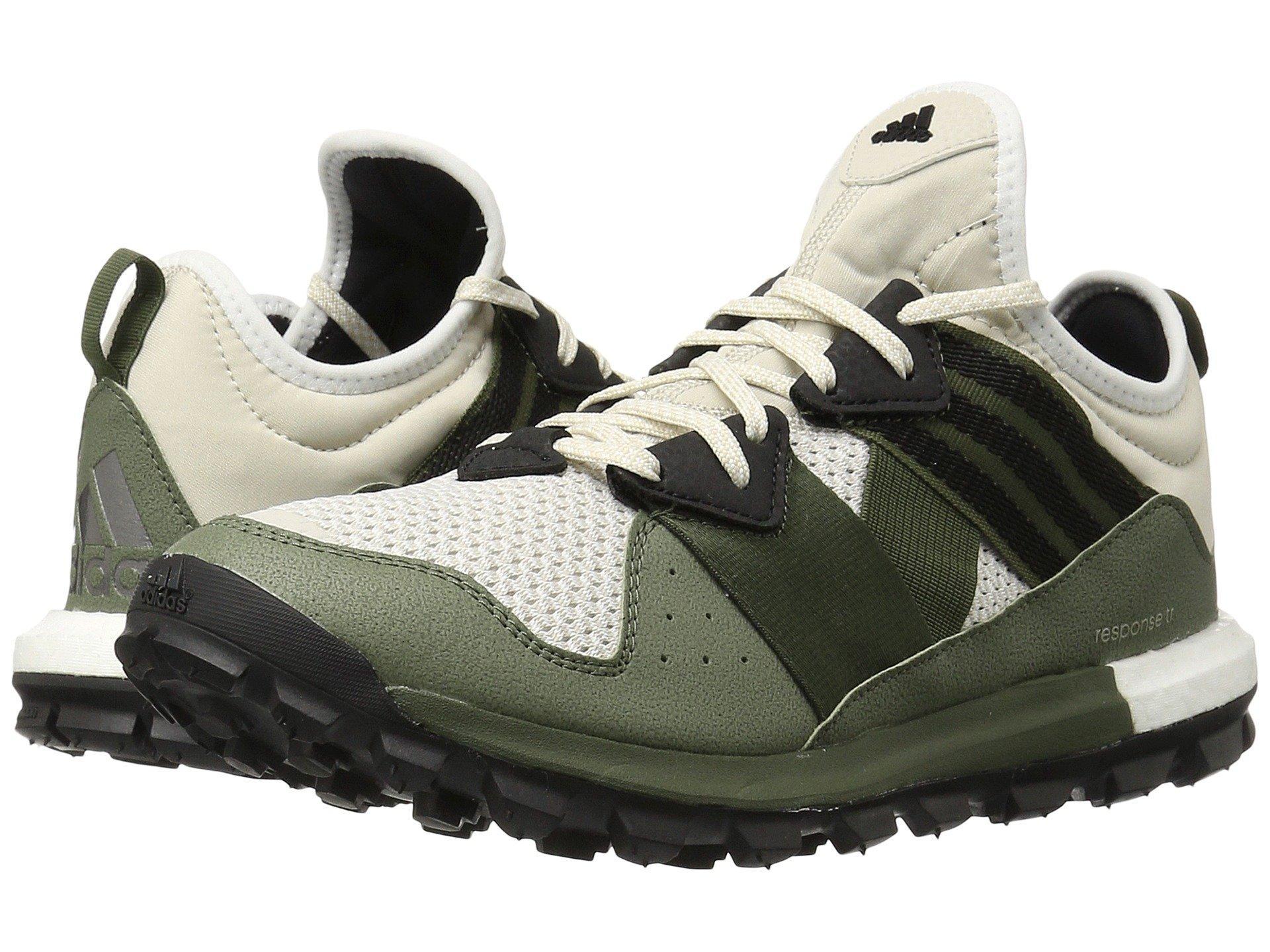 Adidas Originals Response Tr In Clear Brown/iron Metallic/base Green