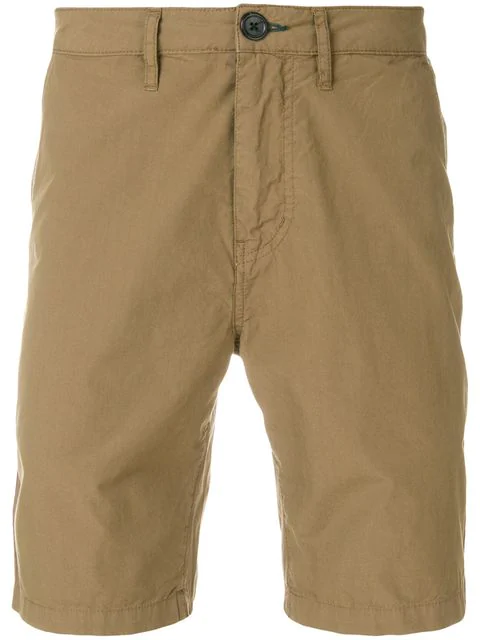 Ps By Paul Smith Chino Shorts - Brown