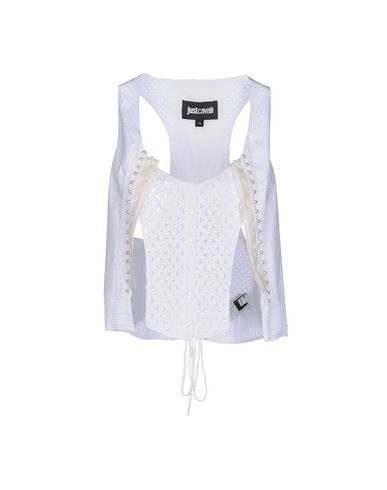 Just Cavalli Top In White