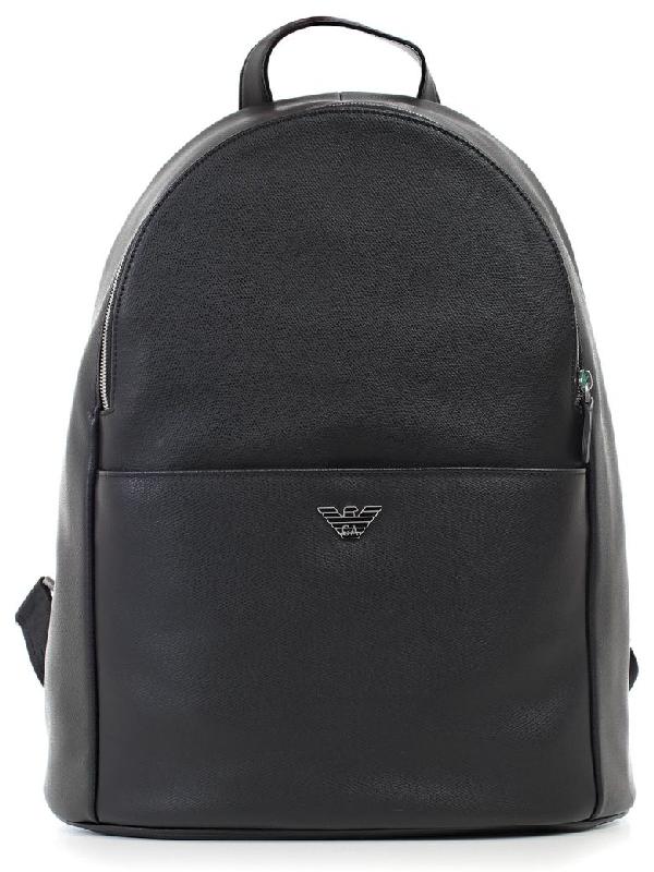 Emporio Armani Backpack In Black