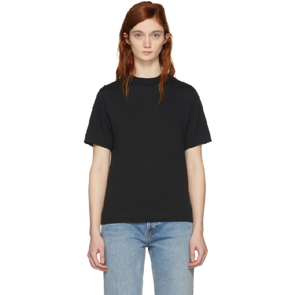 Etudes Studio Black Peach T-shirt