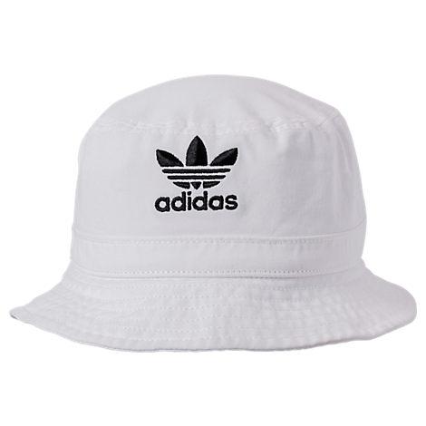 d142652d9 Originals Denim Bucket Hat, White - Size Misc