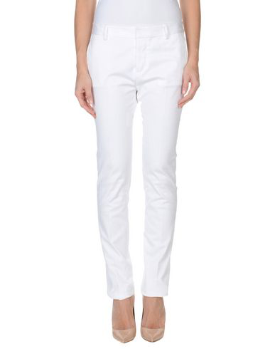 Dsquared2 Casual Pants In White