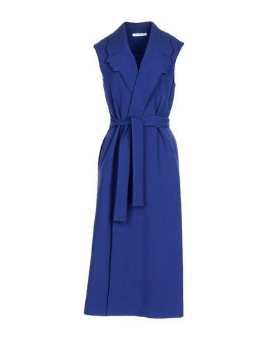 Vivetta Overcoats In Dark Blue