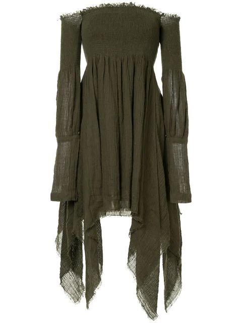 Kitx Creature Bodice Dress