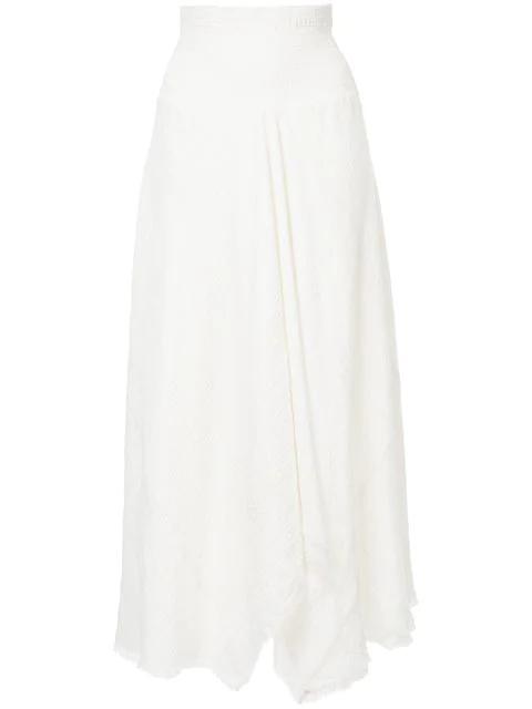 Kitx Creature Skirt In White