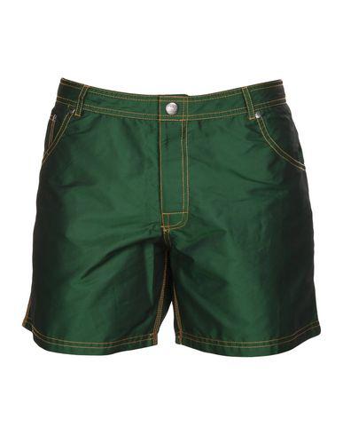 Sundek Swim Shorts In Green