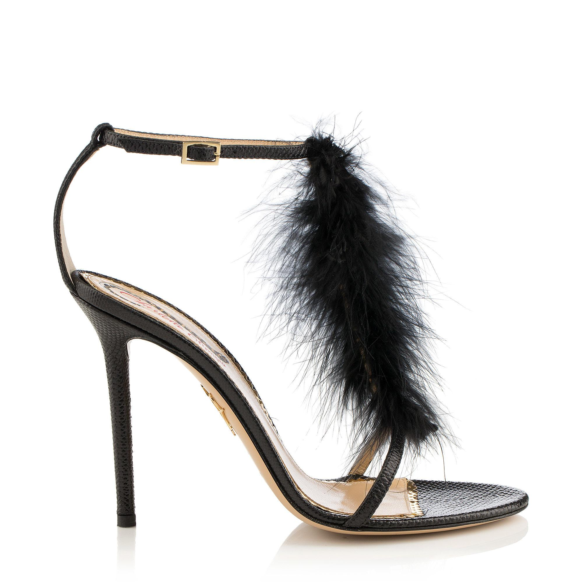 Charlotte Olympia Provocateur In Black