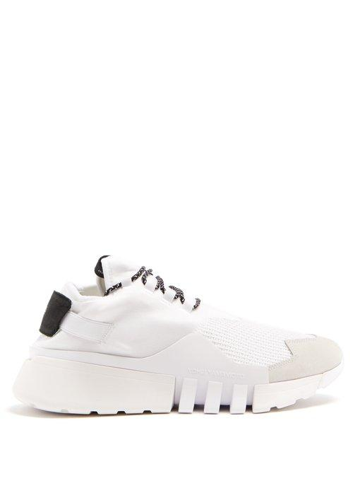 Y-3 Ayero Low-top Trainers In White Multi