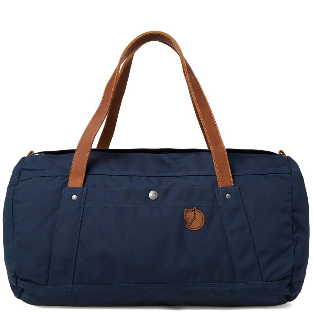 Fjall Raven FjÄllrÄven Duffel No.4 Bag In Blue