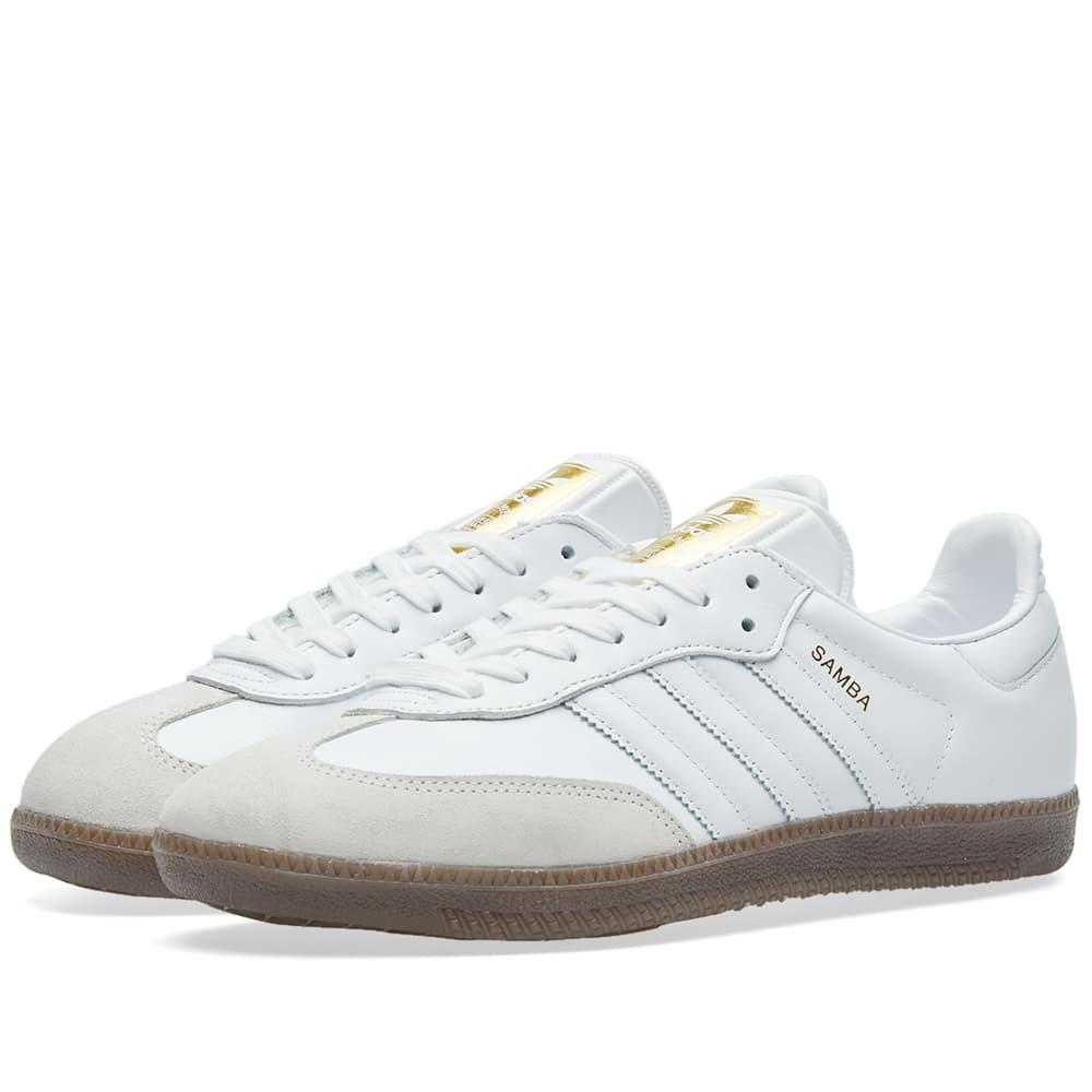 Adidas Originals Adidas Women's Samba Og W In White