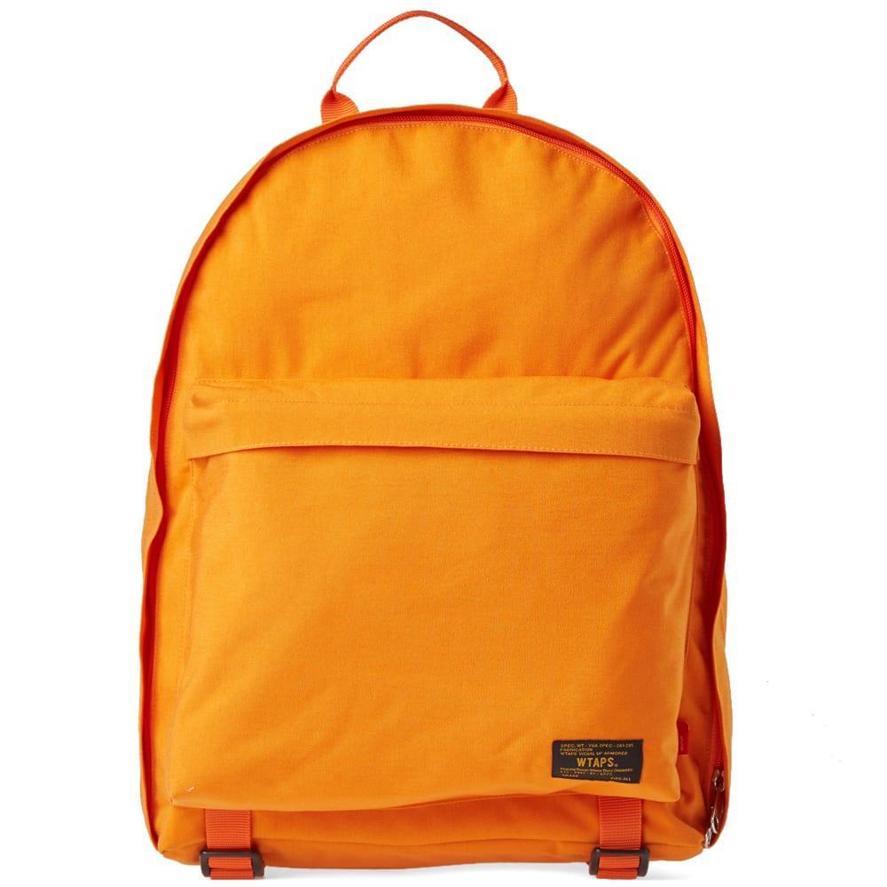 Wtaps Book Pack In Orange