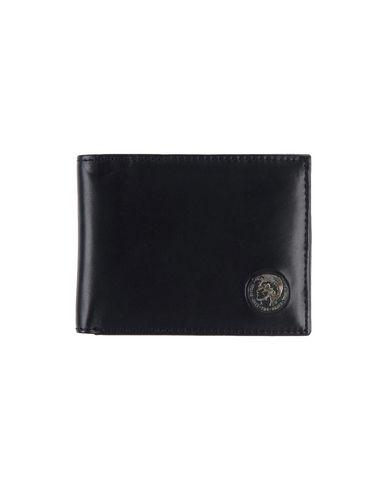 Diesel Wallets In Black