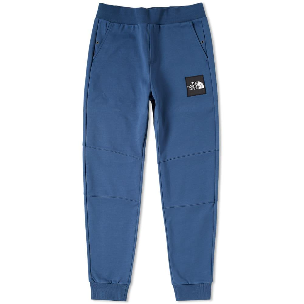 The North Face Fine Pant In Blue