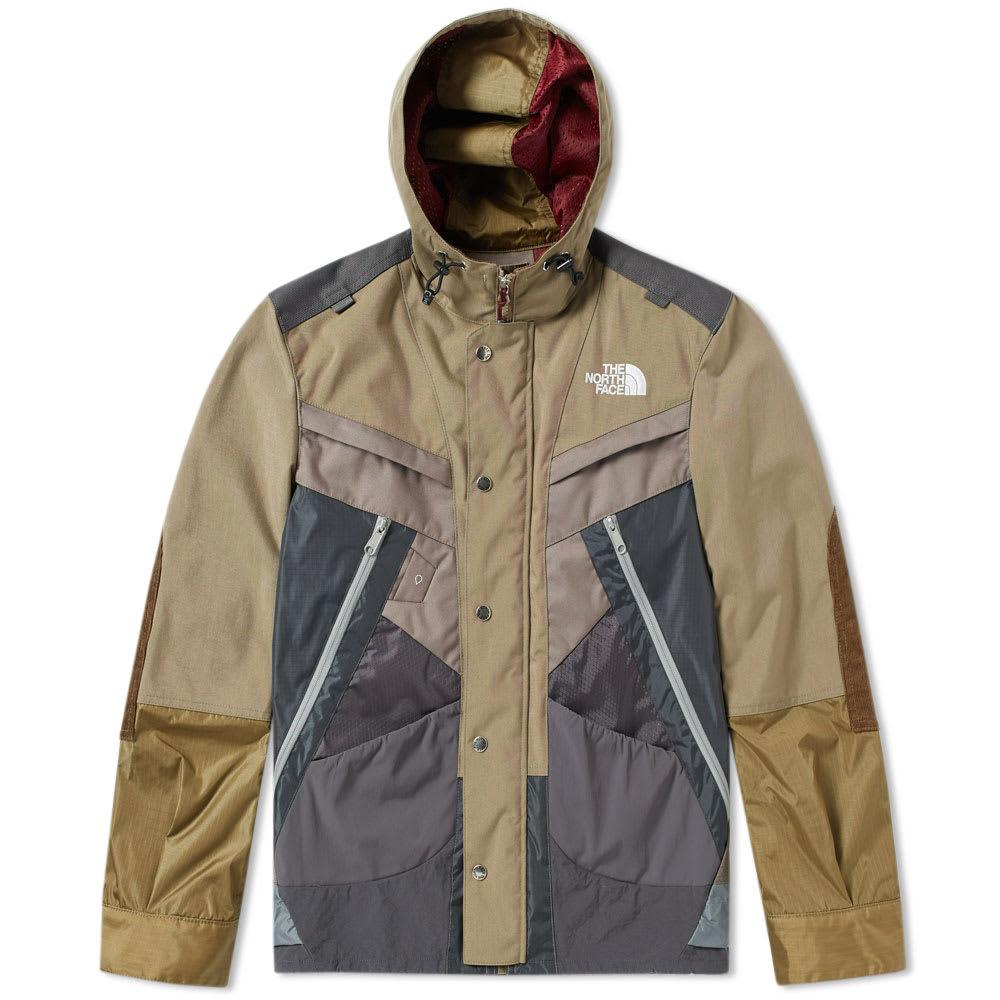 Junya Watanabe Man X The North Face Backpack Jacket In Neutrals