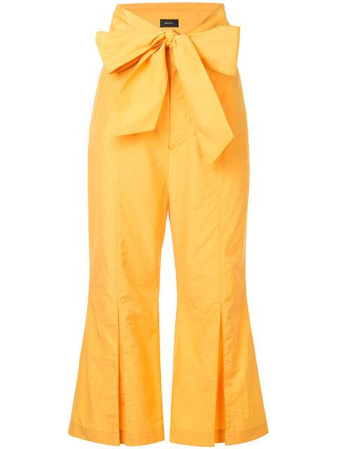 G.v.g.v. Wide Belt Cropped Trousers