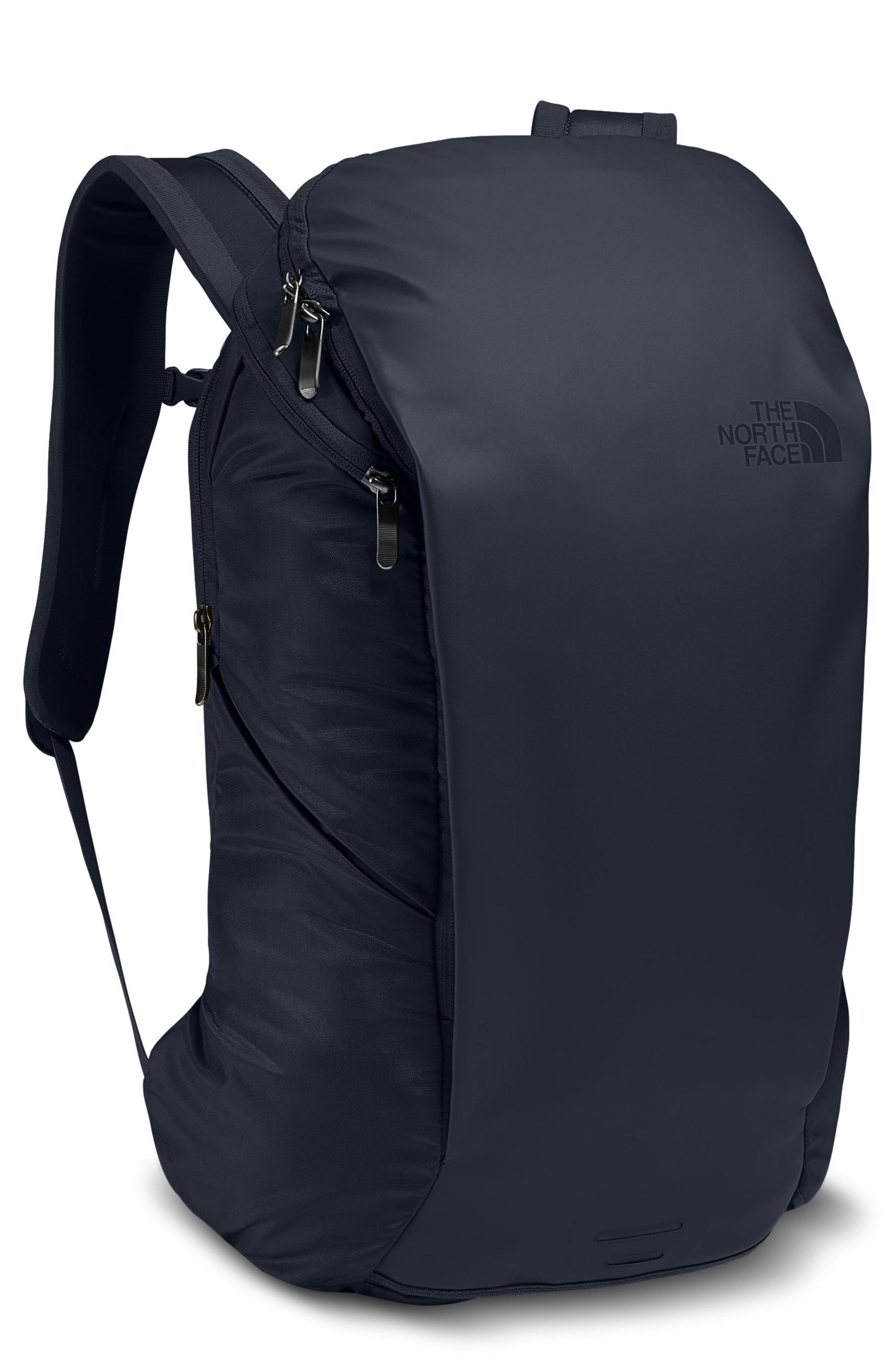The North Face Ka-ban Backpack - Blue In Urban Navy